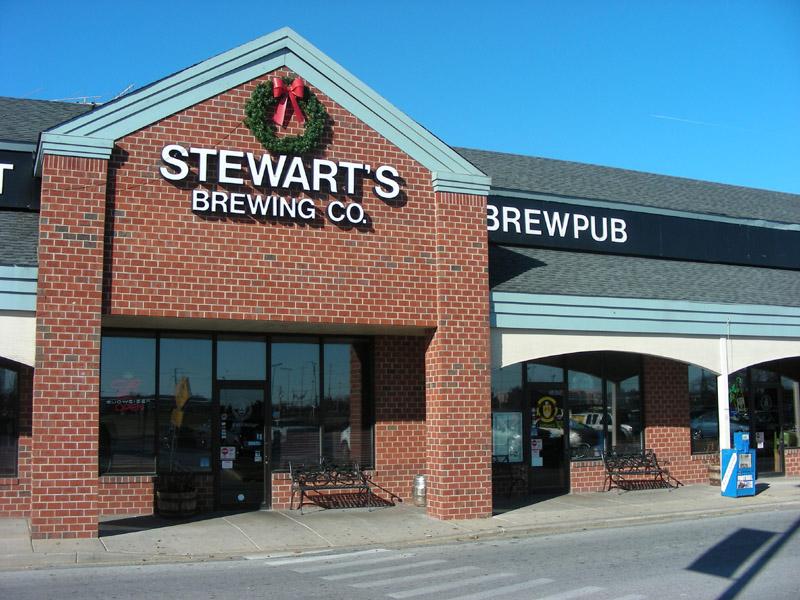 Stewart's entry