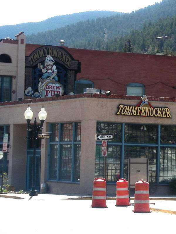 Tommyknocker entry