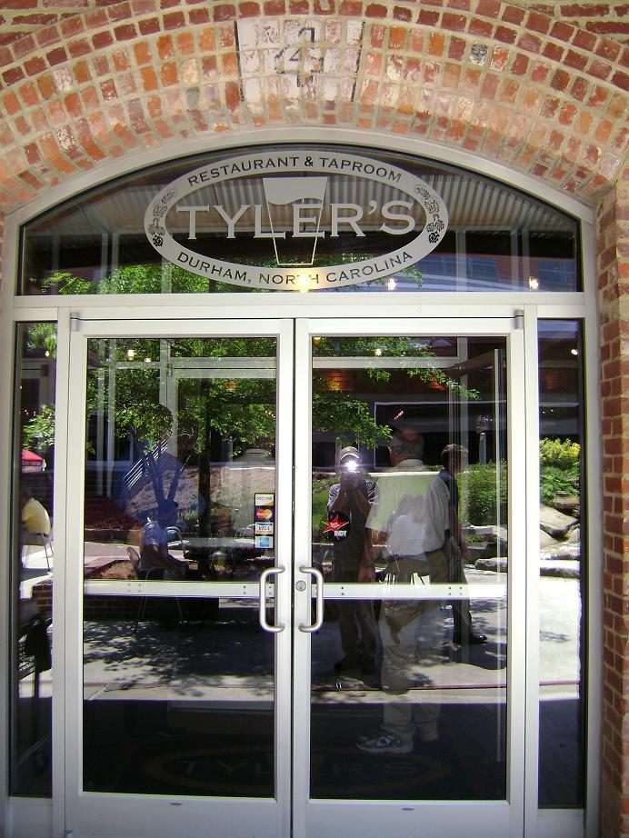 Tyler's Taproom in Durham