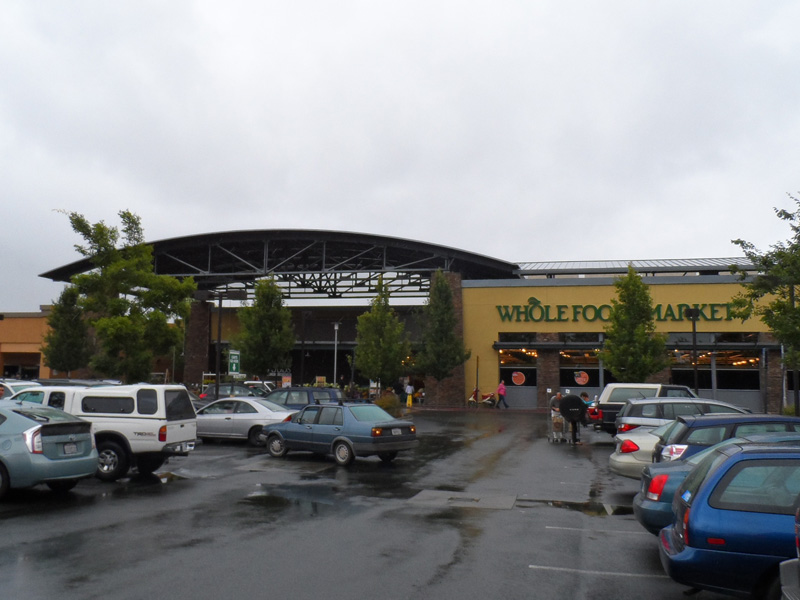 Whole Foods entry