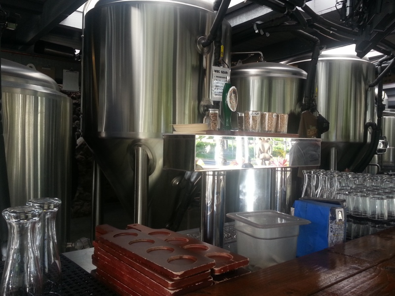 Taps and Fermenters