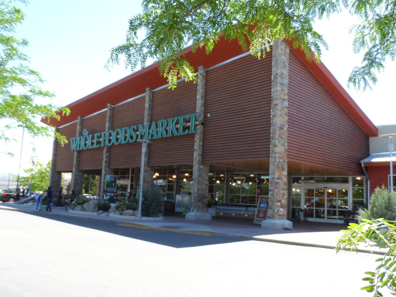 Whole Foods main store
