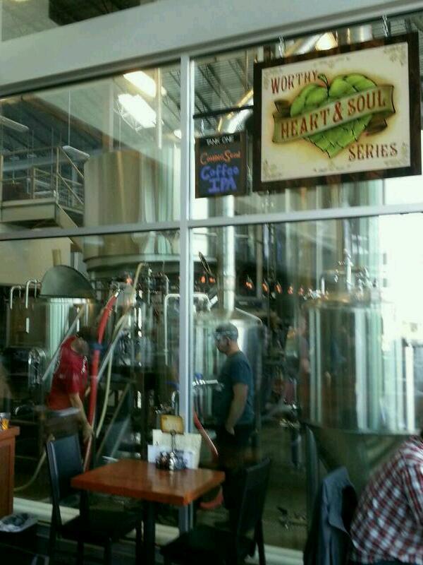 Brew Room activity