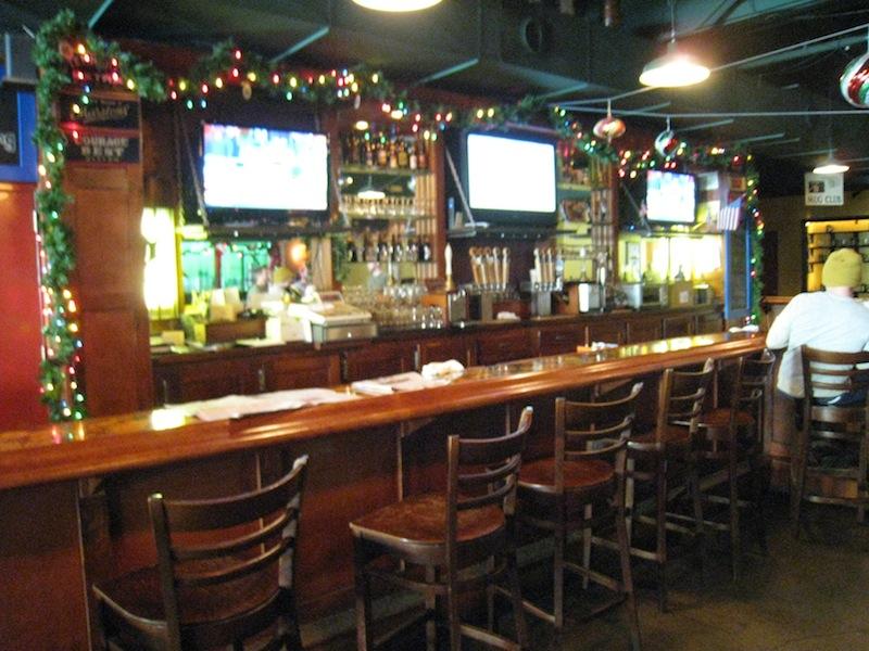 Arcadia bar view