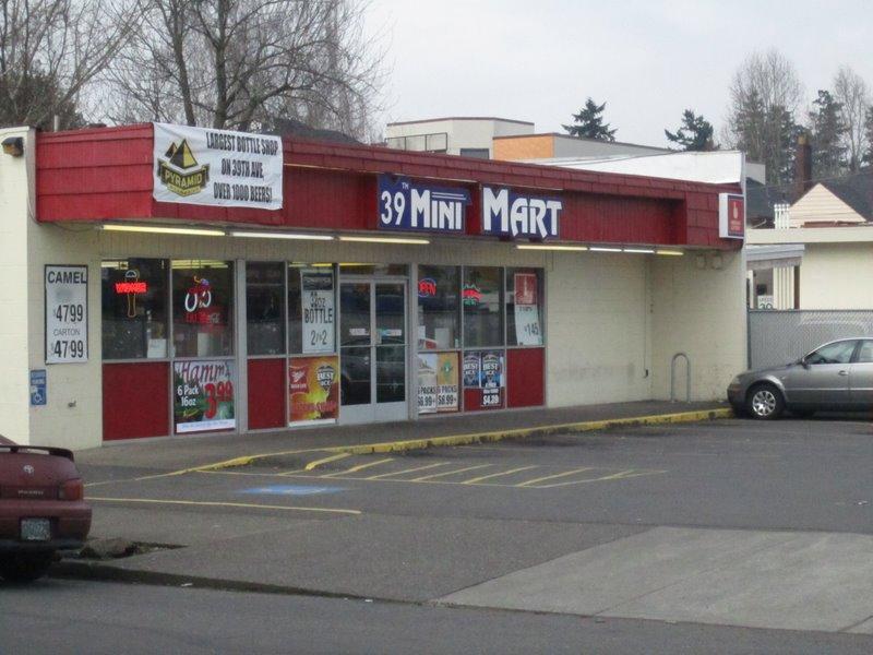 39th Ave. Mini-Mart