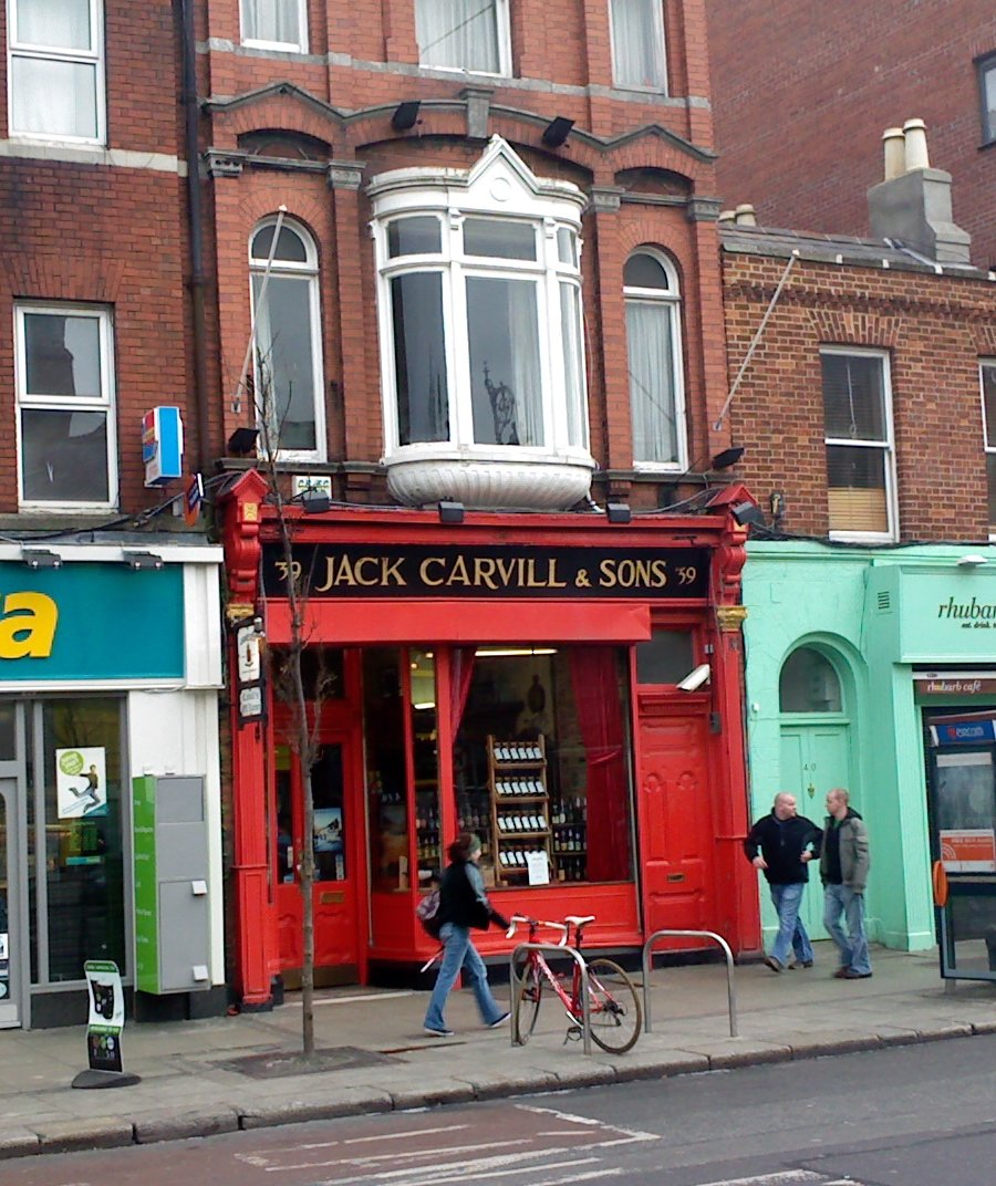Packed with history and beer: Carvill's of Camden Street