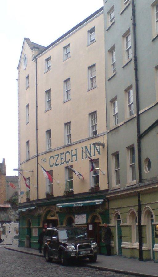 Slav to the rhythm: The Czech Inn