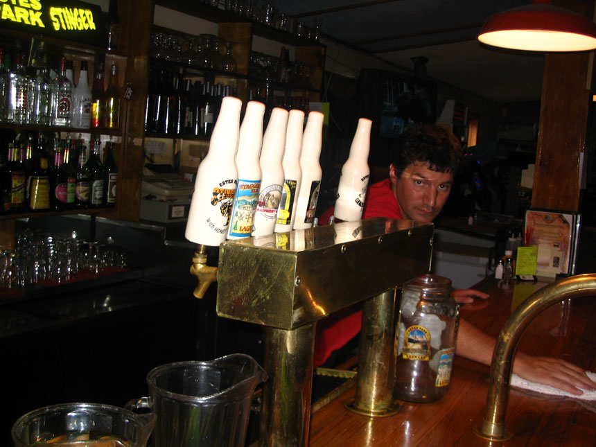Estes Park Brewery Bartender