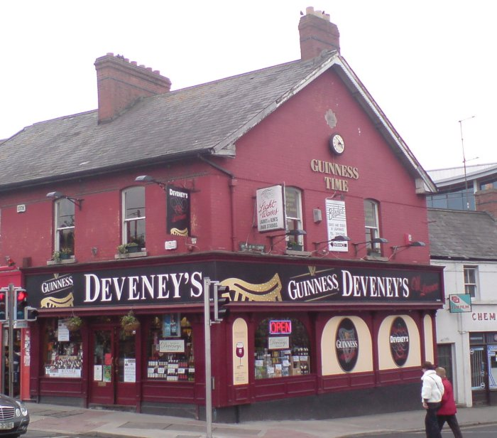 Good beer doesn't need huge signage: Deveney's of Dundrum