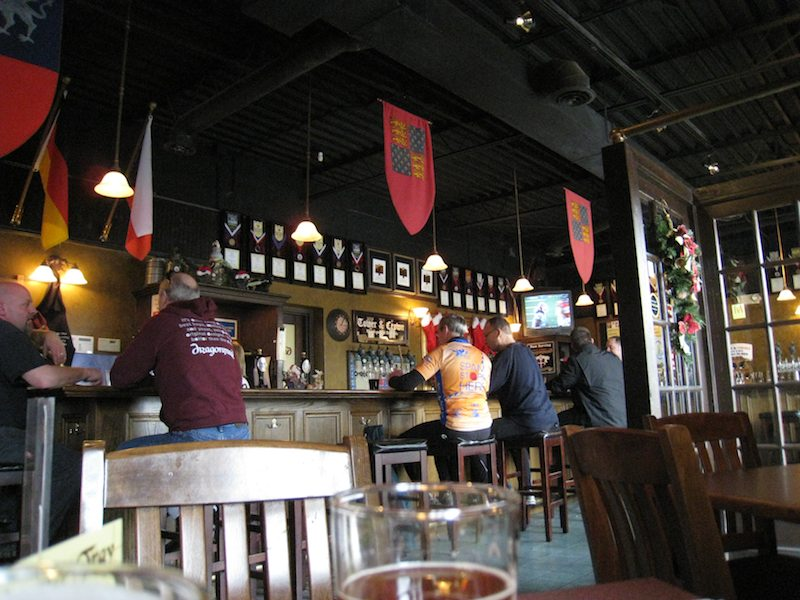Dragonmead bar view