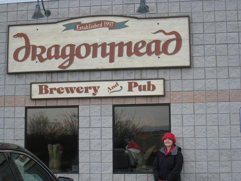 Dragonmead front