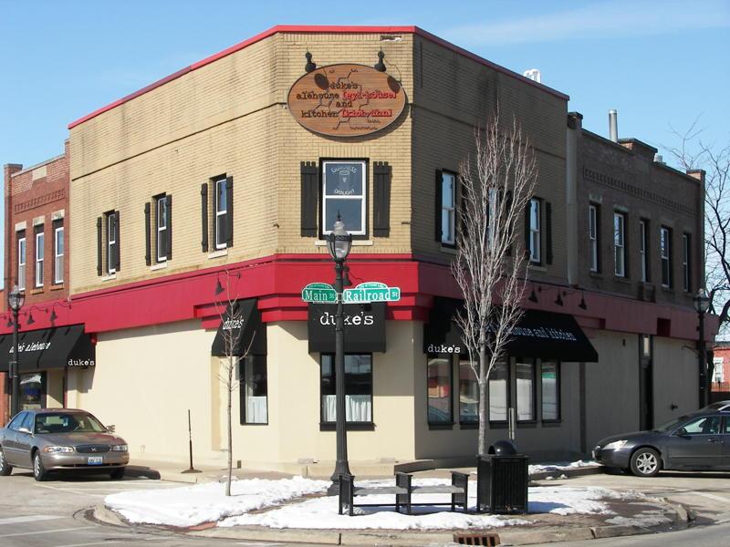 Duke's Street View