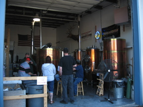 Elk Head's Copper Brewing System