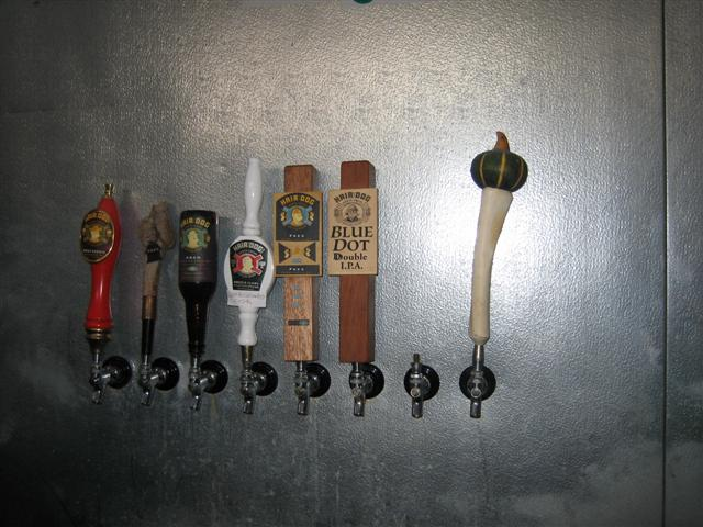 The taps as of July 2007