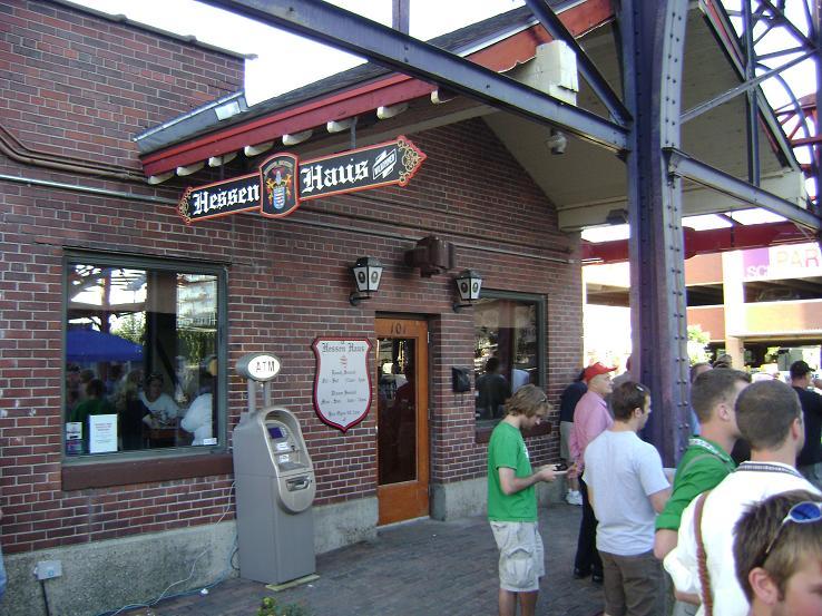 Hessen Haus entry