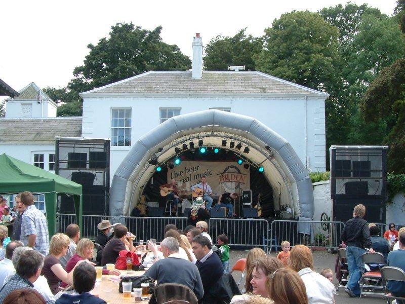 Live Beer, Real Music: Hilden Festival