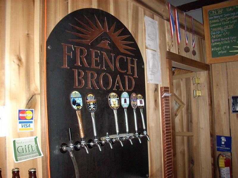 French Broad Taps