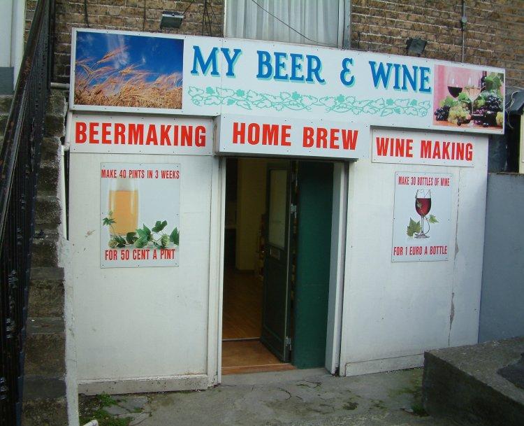 Aladdin's Cave: My Beer & Wine
