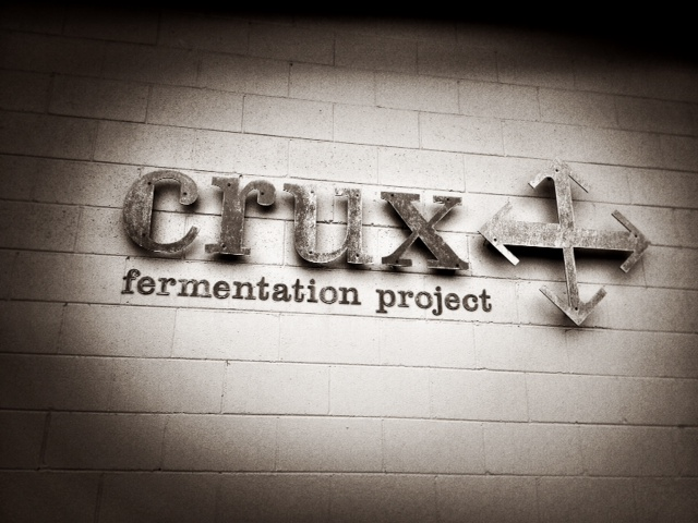 Crux Sign (Black & White)
