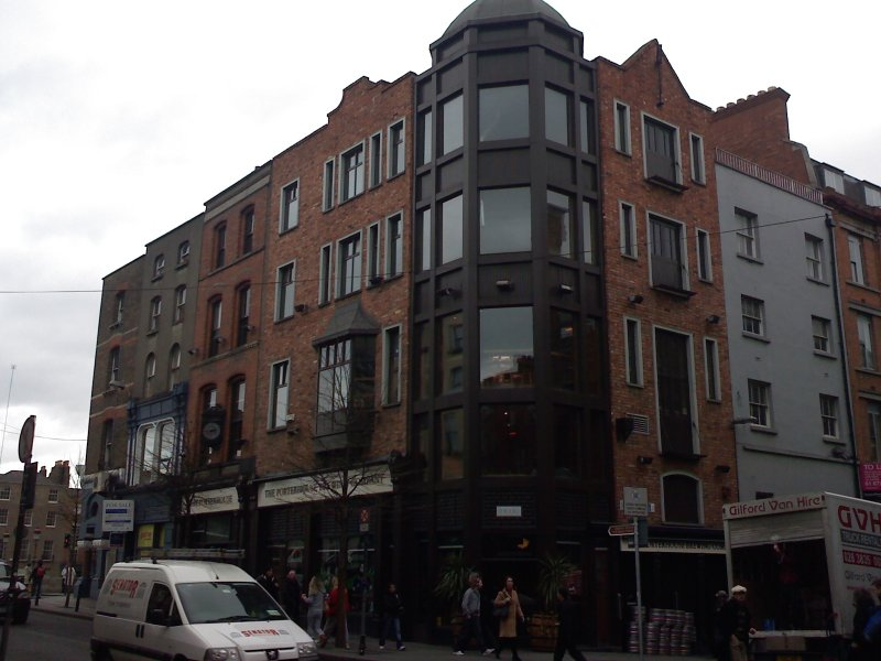 Cornering the market: The Porterhouse Temple Bar