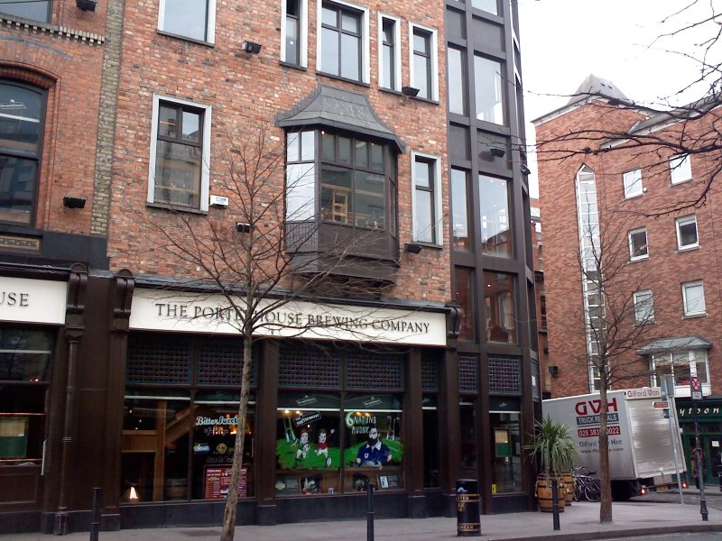 Yes, we brew, but not here: The Porterhouse Temple Bar