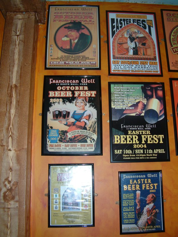 Events, dear boy: some of the 'Well's past festival posters