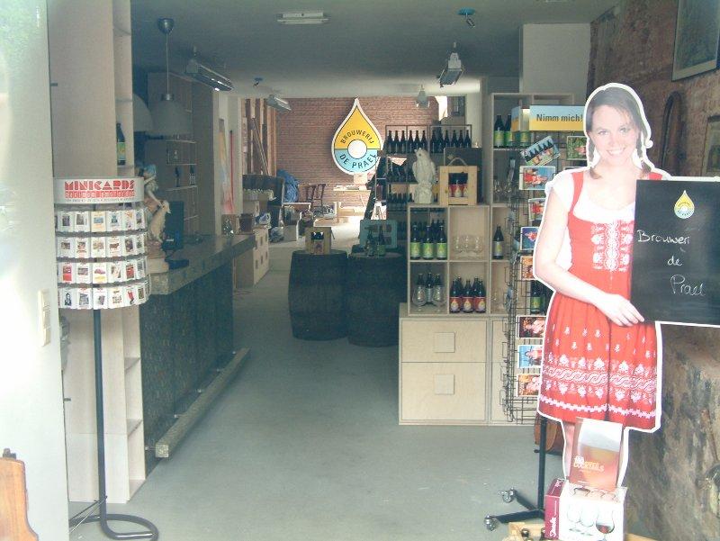 Mementos: the De Prael shop floor