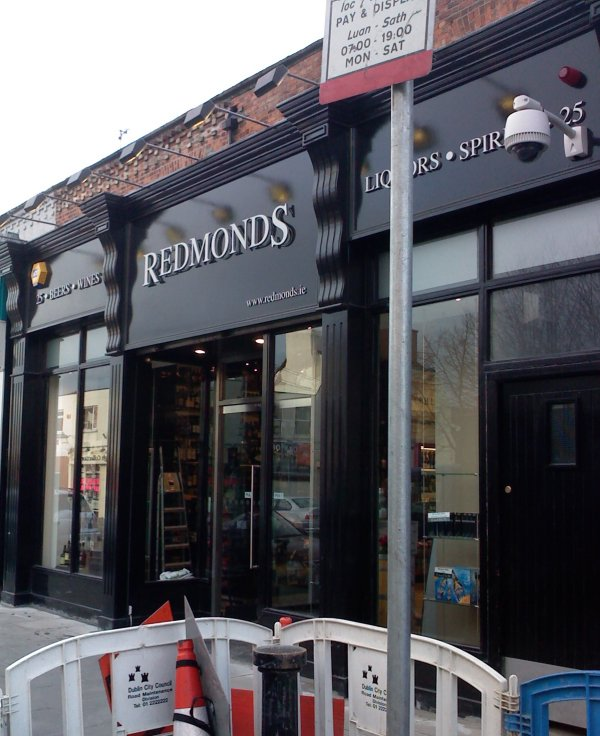 Shiny: the front of Redmonds