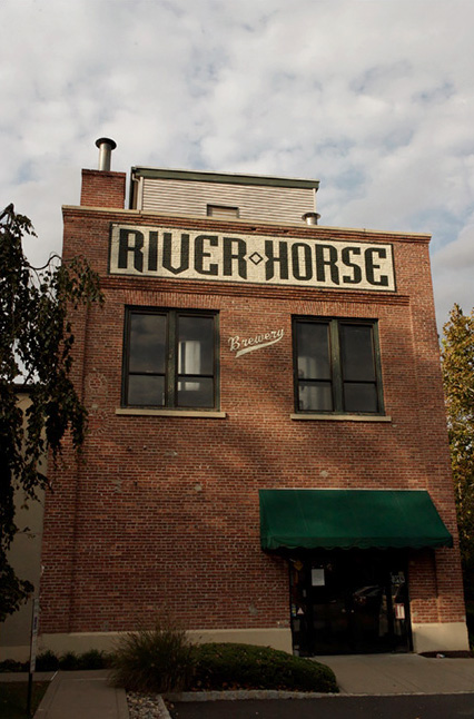 River Horse Brewery Front