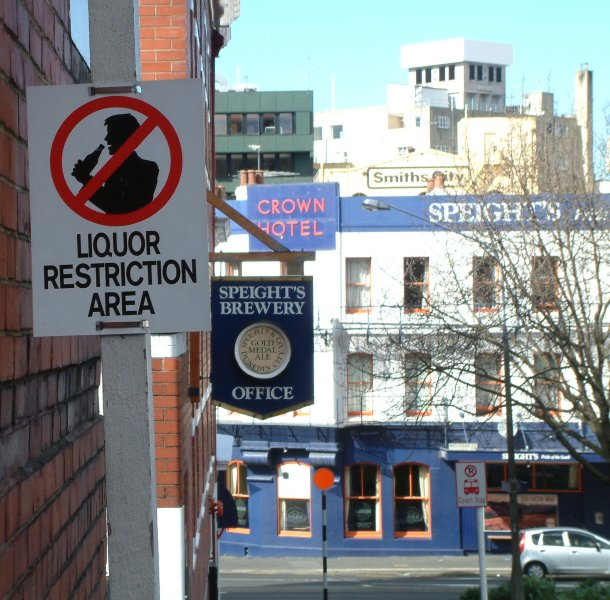 Yes, we do do irony: outside Speight's