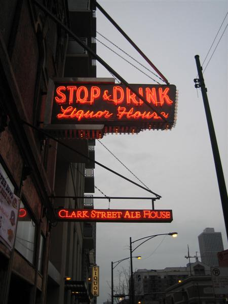 Stop and Drink!