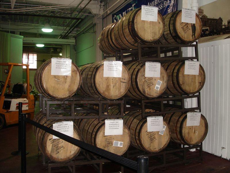 Utopias Barrels
