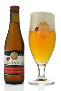 Coccinelle Belgian beer