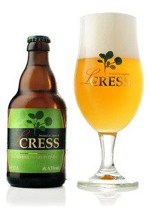 La Cress beer