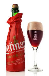 Liefmans Kriek Brut Belgian beer