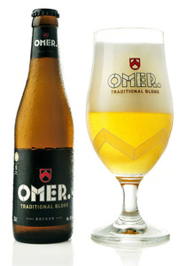 OMER. Traditional Blond beer