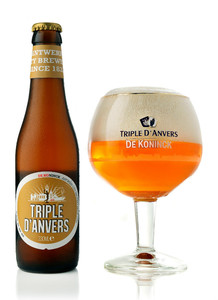 Triple d'Anvers beer