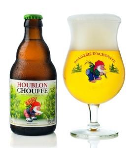 Houblon Chouffe beer