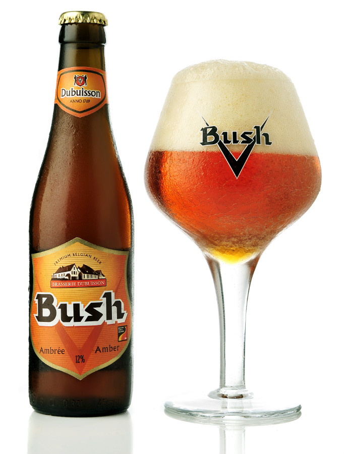 Bush Ambrée - BeerTourism.com