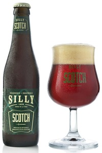 Silly Scotch beer