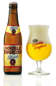 Double Enghien Blonde beer