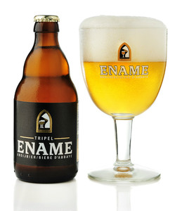 Ename Tripel beer