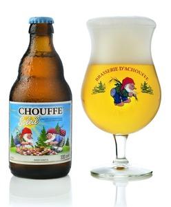 Chouffe Soleil beer