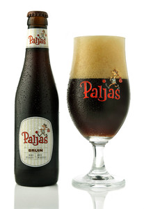 Paljas Bruin beer