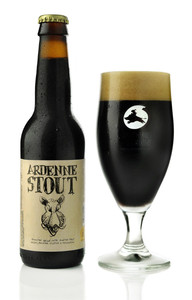Ardenne Stout beer