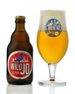 Wild Jo Belgian beer