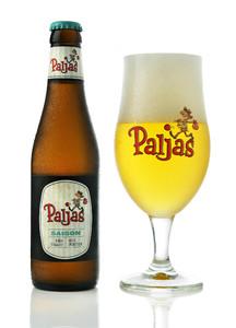 Paljas Saison beer