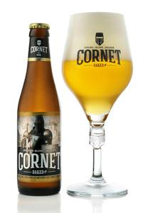 Cornet, 8.5% ABV Oaked Belgian beer