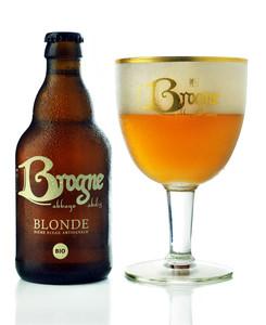 Abbaye de Brogne Blonde