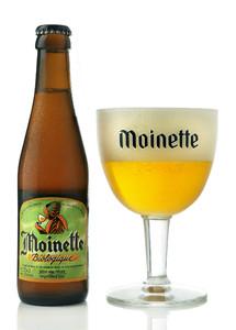 Moinette Bio Belgian beer